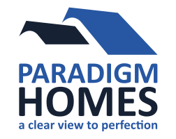 Paradigm Homes & Building Logo