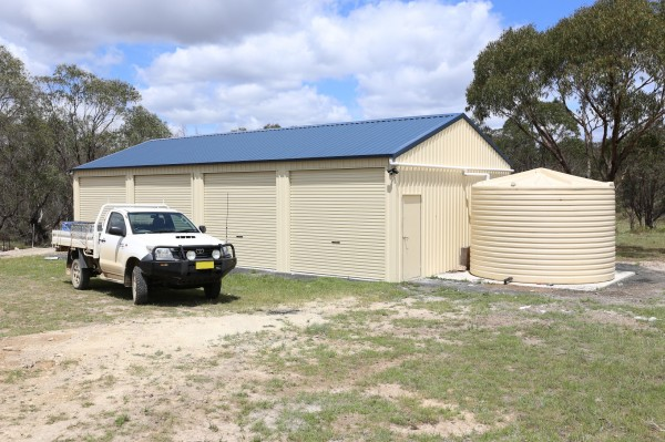 Ranbuild Sheds and Garages Photo